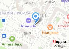 Компания «Веконд» на карте
