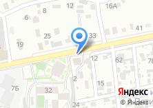 Компания «ТАСО» на карте