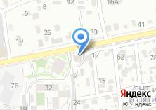 Компания «СТУДИЯ ЗВУКОЗАПИСИ BRUNO RECORDS» на карте