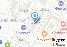 Компания «ВОСТОКТРАНСПРОЕКТ» на карте