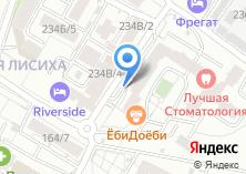 Компания «Нижняя Лисиха-2» на карте