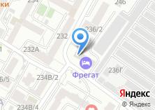 Компания «Рекламный гид по Иркутску» на карте