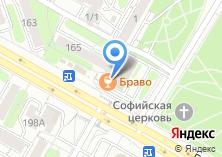 Компания «Агентство массовых игр» на карте