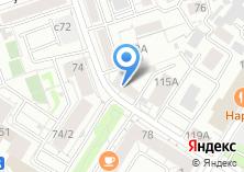 Компания «Иркутский испытательный центр» на карте