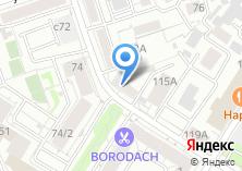 Компания «Гольфстрим-Сибирь» на карте