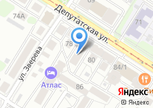 Компания «АртиKids» на карте