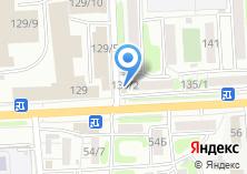 Компания «Три пекаря» на карте