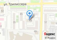 Компания «Адвокатский кабинет Синицыной Е.А» на карте