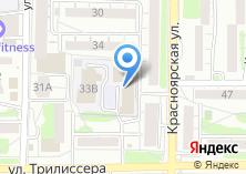 Компания «Вектор38» на карте