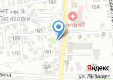 Компания «Альвита» на карте