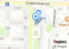 Компания «Сиброн-сервис» на карте