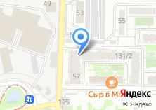 Компания «Высота» на карте