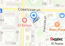 Компания «СИБИРСКИЙ БРОКЕР» на карте