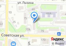 Компания «Ателье свадебной и вечерней моды Елены Середкиной» на карте