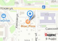 Компания «Драйв Кемп детский лагерь на Байкале» на карте