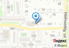 Компания «Добруша» на карте