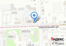 Компания «Швейный оптовик» на карте