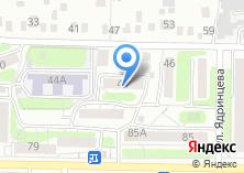 Компания «Карусель НОУ» на карте