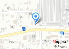 Компания «3D-project» на карте
