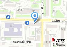 Компания «Суши Студио» на карте