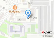 Компания «Строящийся жилой дом по ул. Иркутской 30-й Дивизии» на карте
