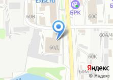 Компания «Авангард+» на карте