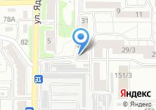 Компания «Строящийся жилой дом по ул. Ядринцева» на карте