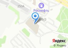 Компания «БайкалЭлектро» на карте