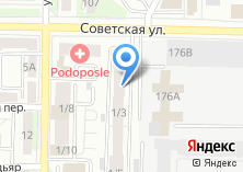 Компания «Байкал-Статус» на карте