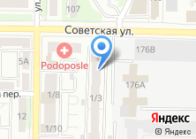 Компания «ЛавMachines.ru» на карте