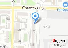 Компания «МедИркутск» на карте