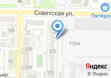 Компания «Sotmarket.ru» на карте
