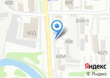 Компания «Колесо Иркутск» на карте