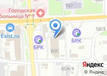 Компания «Акваресурс» на карте