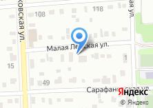 Компания «Хлеб из Тандыра» на карте