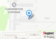 Компания «Гарнизон Байкал» на карте