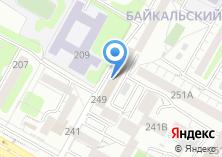 Компания «LokoS» на карте
