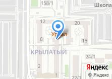Компания «Здоровье жилье» на карте