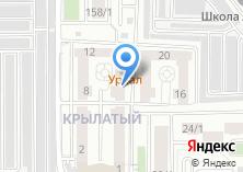 Компания «БайкалРегионСтрой» на карте
