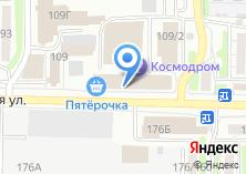 Компания «Тд сибхимсервис» на карте