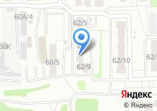 Компания «Аиртек-Иркут» на карте