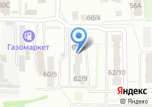Компания «Астраком» на карте