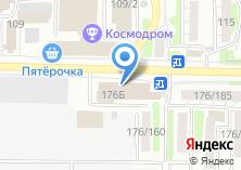 Компания «8mama» на карте