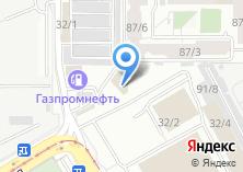 Компания «БайкалТрейдИнвест» на карте