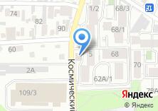 Компания «Зеон» на карте