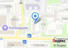 Компания «Линер» на карте