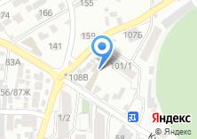 Компания «АвтоСтекло38 оптово-розничная компания» на карте