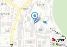Компания «СибПроектКонструкция» на карте