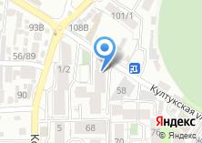 Компания «Иркутский риэлтор» на карте