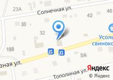 Компания «Строящееся административное здание по ул. Колхозная (Хомутово)» на карте